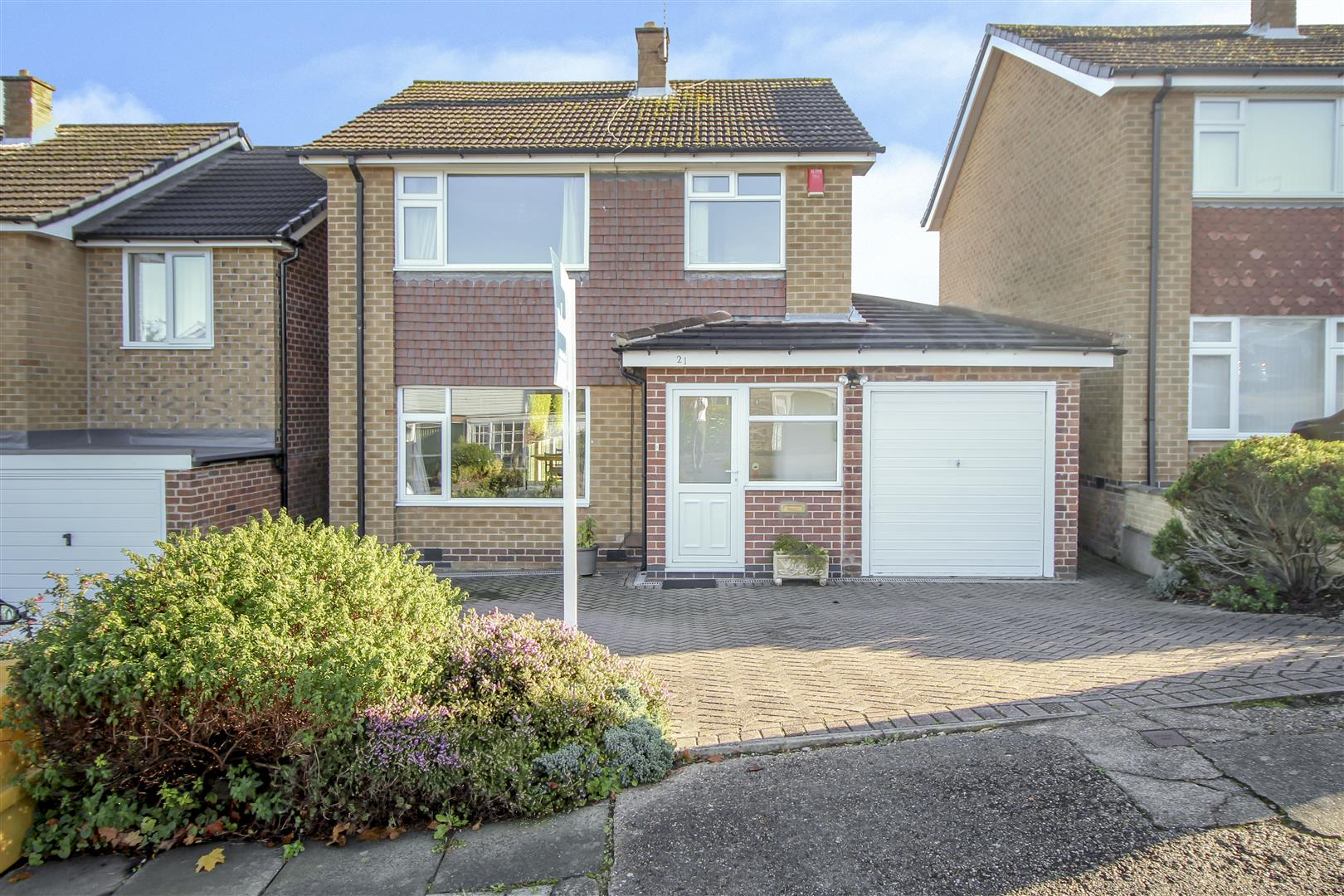 3 Bedrooms Detached House for sale in Buttermere Drive, Bramcote, Nottingham